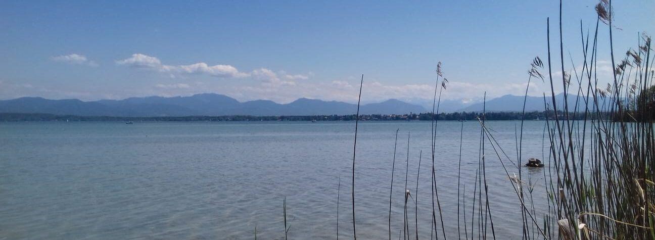 Birgit Monz - Das Leben Spüren - Sommer See